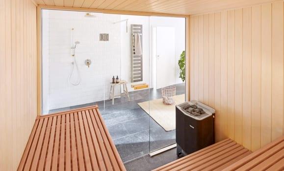 Préférez-vous un sauna sur mesure ou un sauna « tout-prêt » ?