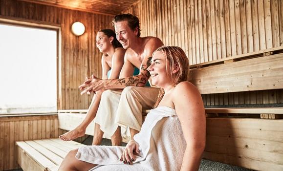 Comment une séance de sauna accroît votre résistance