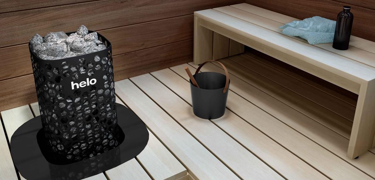 Un sauna très particulier nommé pour un prix d'architecture prestigieux