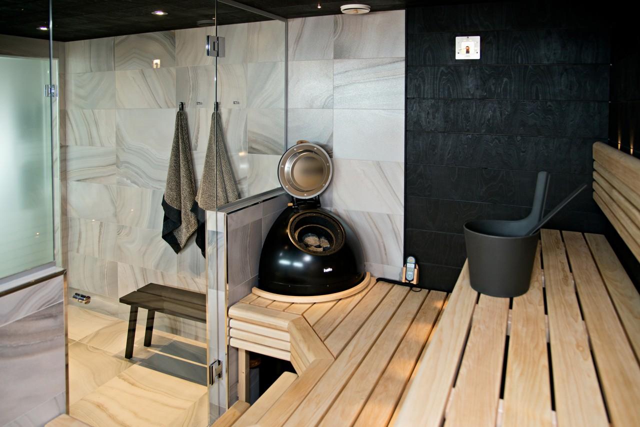 Les avantages d'un poêle de sauna électrique