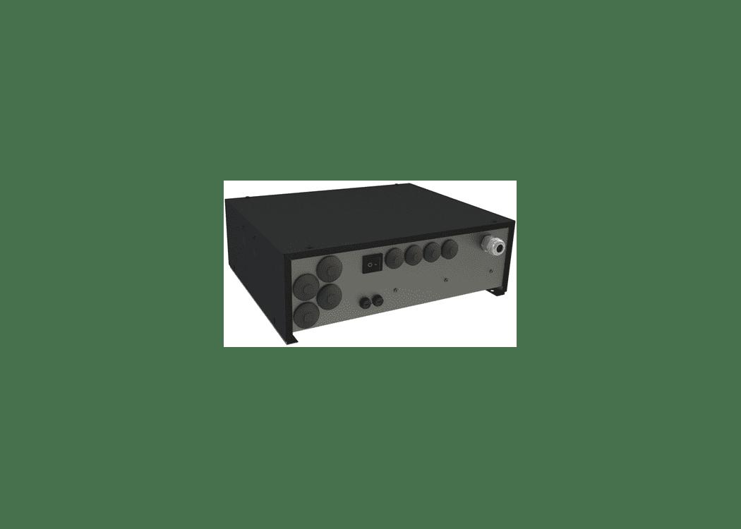 Bedieningspaneel-relaisbox